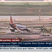 Korean News Station Pokes Fun at KTVU with Fake American Pilot Names After Southwest Airlines Landing Gear Failure