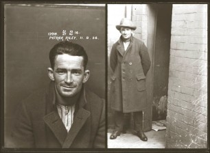 Convicted in October 1924 of making counterfeit coins, and of having a coining instrument (ie a mould) in his possession, for which he was sentenced to two years imprisonment with hard labour.
