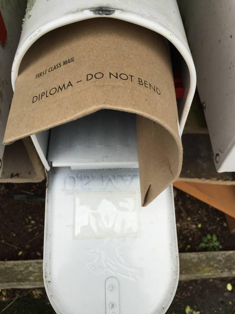 diploma-mailbox