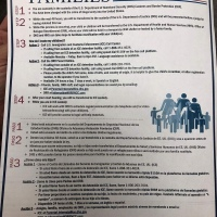 This is the document immigrants get before having their children taken from them