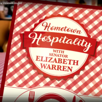 Elizabeth Warren plays 'Name that Billionaire' with Stephen Colbert and it's hilarious
