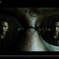 Neo takes the Blue Pill